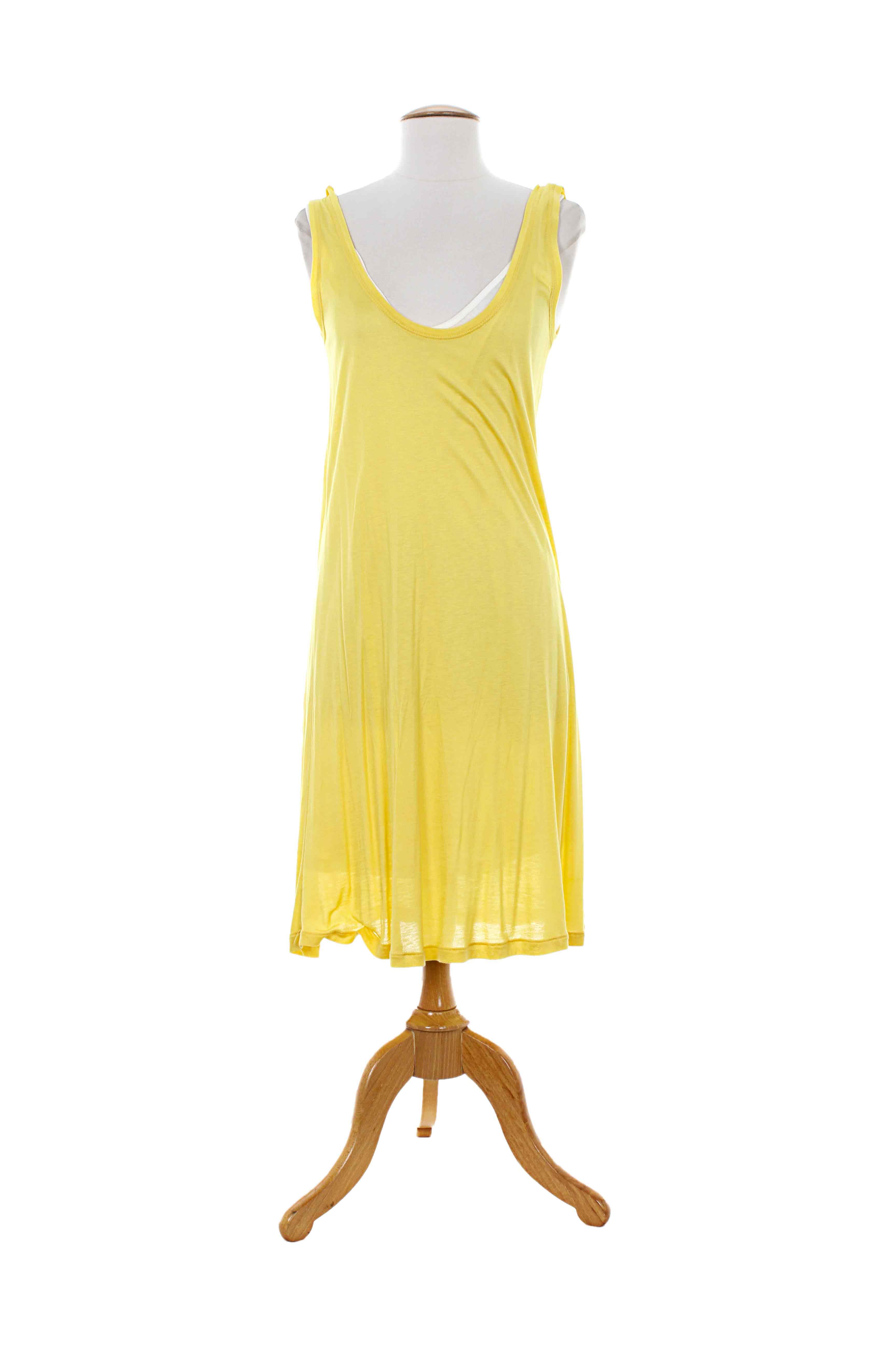 La fee maraboutee robes longues femme de couleur jaune en soldes pas cher 842 - Fee maraboutee soldes ...